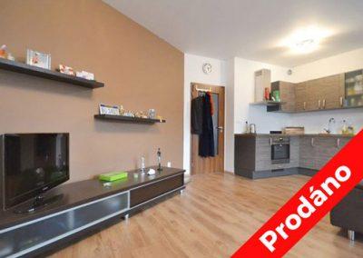 Václava Trojana, Praha 22 Uhřiněves – Prodej bytu v projektu Skanska