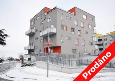 K Netlukám, Praha 22 Uhřiněves – Prodej dalšího bytu v projektu Skanska